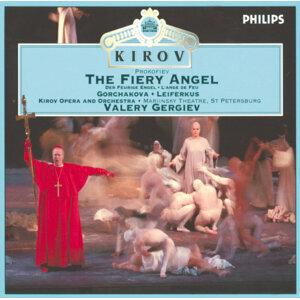Prokofiev: The Fiery Angel - 2 CDs