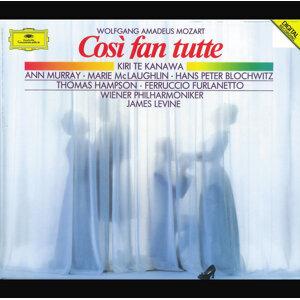 Mozart: Così fan tutte - 3 CDs