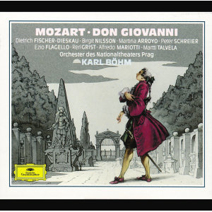 Mozart: Don Giovanni - 3 CDs