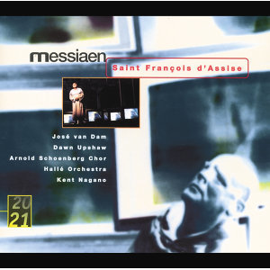 Messiaen: Saint Francois D'Assise - 4 CDs