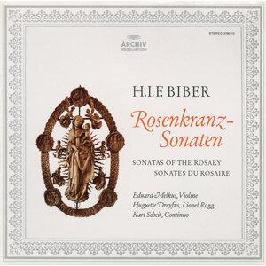 Biber: The Mystery Sonatas I-XV; Passacaglia in G Minor - 2 CDs