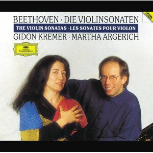 Beethoven: The Violin Sonatas - 3 CD's