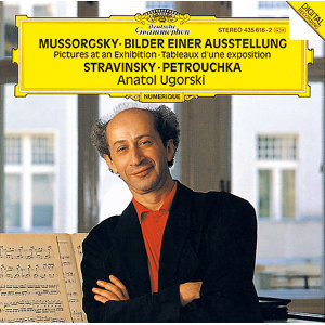 "Mussorgsky: Pictures At An Exhibition / Stravinsky: Three Movements From ""Petrushka"""