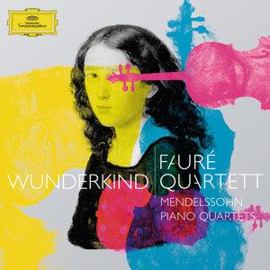 メンデルスゾーン:ピアノ四重奏曲第2番&第3番 (Felix Mendelssohn: Wunderkind)