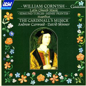 Cornysh, Turges, Prentes: Latin Church Music