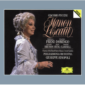 Puccini: Manon Lescaut - 2 CDs