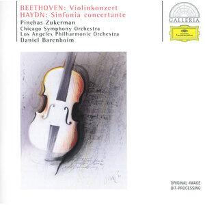 Beethoven: Violin Concerto / Haydn: Sinfonia concertante