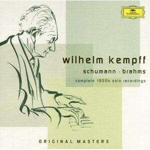 Schumann / Brahms: Complete 1950s Solo Recordings - 5 CDs