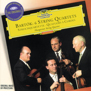 Bartók: 6 String Quartets - 2 CDs