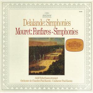 Lalande / Mouret: Simphonies & Fanfares