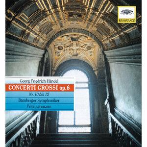 Handel: Concerti grossi, Op.6 Nos. 10-12