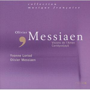 Messiaen-Visions de l'Amen pour 2 pianos - Cantéyodjayâ