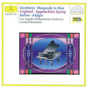 Gershwin: Rhapsody in Blue / Copland: Appalachian Spring / Barber: Adagio for Strings