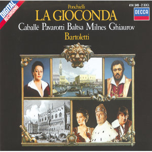 Ponchielli: La Gioconda - 3 CDs
