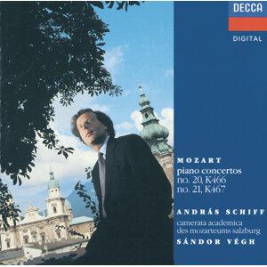 Mozart: Piano Concertos Nos.21 & 20