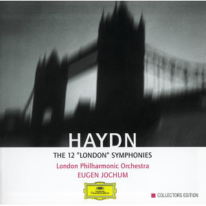 "Haydn: The 12 ""London"" Symphonies - 5 CDs"