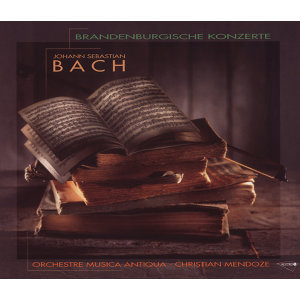 J.S. Bach: Brandenburg Concerto No.1-6 BWV 1046-1051