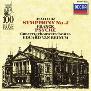 Mahler: Symphony No.4 / Franck: Psyché