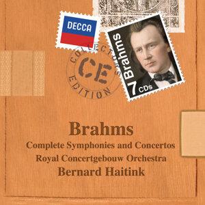 Brahms: Complete Symphonies & Concertos