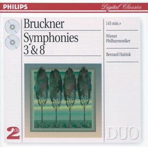 Bruckner: Symphonies Nos.3 & 8 - 2 CDs