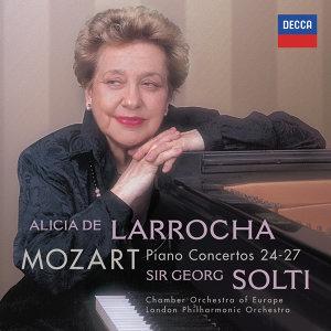 Mozart: Piano Concertos Nos.24-27