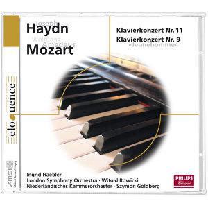 Mozart-/Haydn-Klavierkonzerte - Eloquence