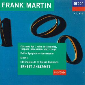 Martin: Concerto For 7 Wind Instruments, Etudes, Petite Symphonie Concertante