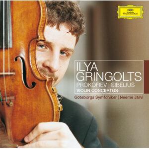 Prokofiev: Violin Concerto No.1 / Sibelius: Humoresques Op.89; Violin Concerto