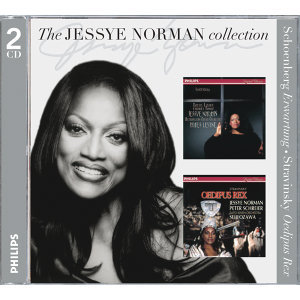 Jessye Norman sings Stravinsky and Schoenberg - 2 CDs