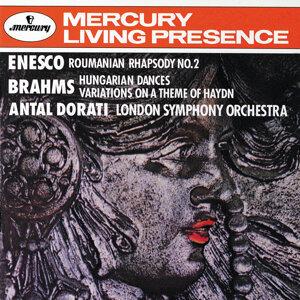 Brahms: Hungarian Dances; Haydn Variations/Enesco: Romanian Rhapsody No.2