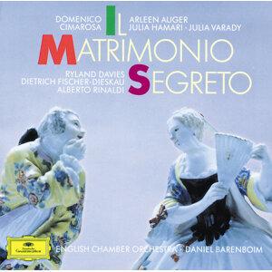 Cimarosa: Il matrimonio segreto - 3 CDs