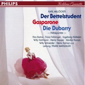 Der Bettelstudent - Gasparone - Die Dubarry