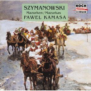 Mazurkas for piano, Op.50, Op.62