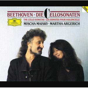 Beethoven: The Cello Sonatas - 2 CD's