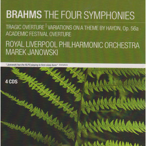 Brahms: The Four Symphonies; Tragic Overture; Variations on a Theme by Haydn, Op.56a; Academic Festival Overture