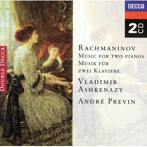 Rachmaninov: Music for two pianos - 2 CDs