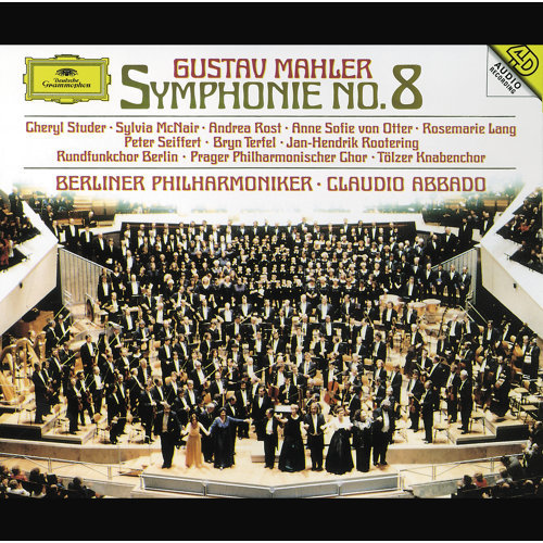 "Mahler: Symphony No. 8 in E-Flat Major - ""Symphony of a Thousand"" / Pt. 2: Final Scene From Goethe's ""Faust"" - ""Waldung, sie schwankt heran"" - Live From Philharmonie, Berlin"