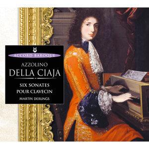 Della Ciaja: Six Sonates op.4 pour clavecin