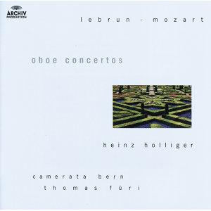 Lebrun / Mozart: Oboe concertos - 2 CDs