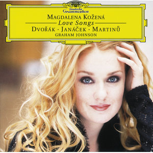 Dvorák / Janácek / Martinu: Love Songs