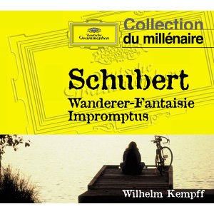 """Schubert: Fantasia in C Major """"Wanderer""""; Impromptus"""