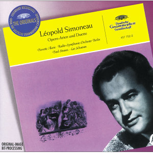 Léopold Simoneau - French & Italian Arias And Duets