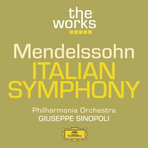 "Mendelssohn: Symphony No. 4 ""Italian"""
