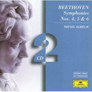 Beethoven: Symphonies Nos.4, 5 & 6 - 2 CDs
