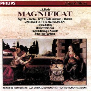 """Bach, J.S.: Magnificat/Cantata No.51 """"Jauchzet Gott"""""""
