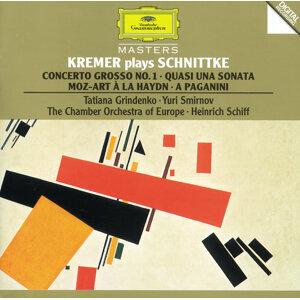 Schnittke: Concerto grosso No.1; Quasi una sonata; Moz-Art à la Haydn