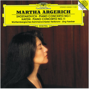 Shostakovich: Concerto For Piano, Trumpet And String Orchestra, Op. 35 / Haydn: Concerto For Piano And Orchestra In D Major, Hob. XVIII:11