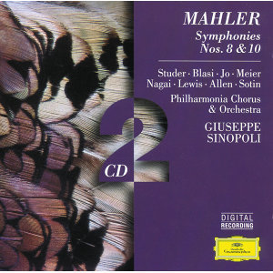 Mahler: Symphonies Nos. 10 & 8 - 2 CDs