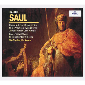 Handel: Saul - 3 CDs