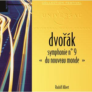 """Symphonie 9 """"Du Nouveau Monde""""-Sérénades Pour Cordes"""
